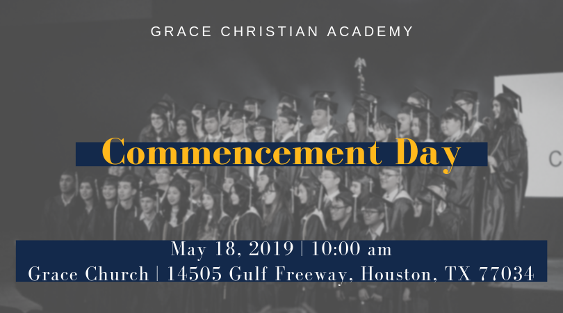 GCA Update - Grace Christian Academy